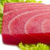 このこのごはん、マグロ肉
